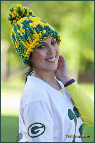 How to Crochet the Chunky Sport Hat