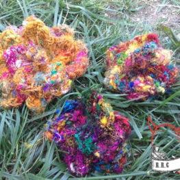 Fatty boom bloom by Manda Robertson