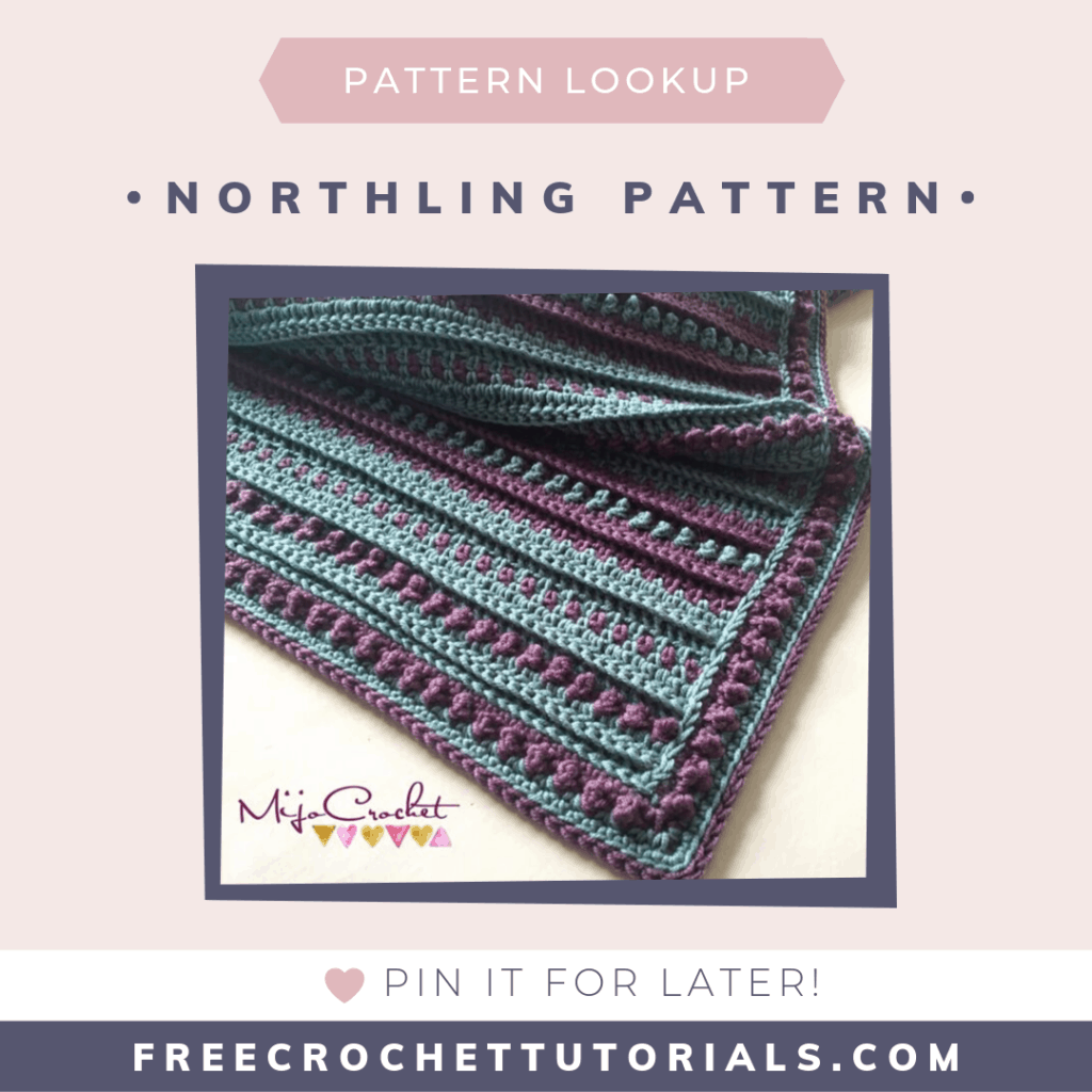 Northling Pattern. Pattern Lookup Reques PIN it