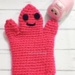 How to Crochet an Easy Hand Puppet