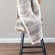 The Jane Blanket Free Pattern and Video Tutorial