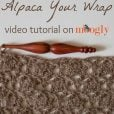 Alpaca Wrap Tutorial