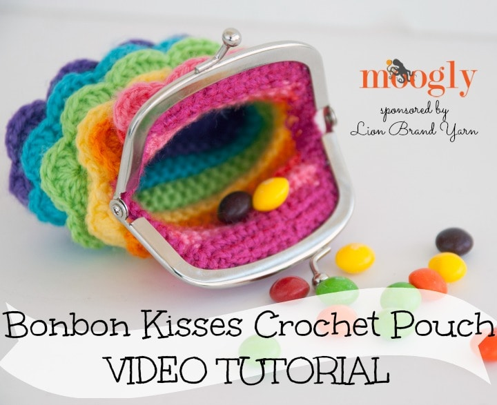 Crochet Pouch Tutorial