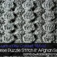 Chinese Puzzle Stitch Tutorial