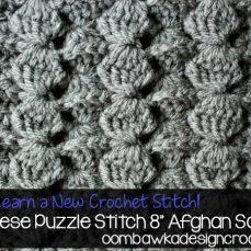 Chinese Puzzle Stitch Tutorial