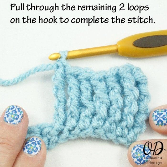 Front Post Triple Triple Crochet Stitch Tutorial • Free ...