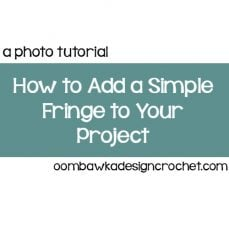 Simple Fringe Tutorial