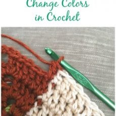 Seamlessly Change Yarn Colors – Tutorial