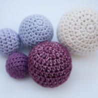 Crochet Balls in Any Size Tutorial
