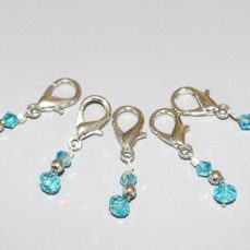 Beaded Stitch Marker Tutorial