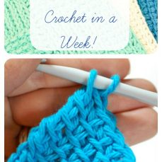 An Introduction to Tunisian Crochet – Tutorial