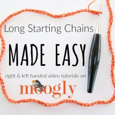 Long Starting Chains Tutorial