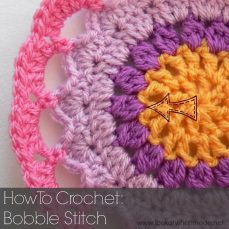 Bobble Stitch Tutorial