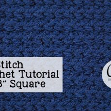 Rib Stitch Tutorial