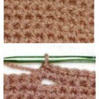 Crochet Buttonholes Tutorial