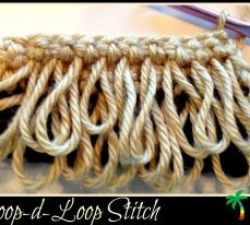Loop-D-Loop Stitch Tutorial