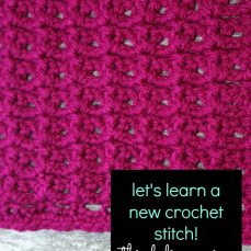 Third Dimension Stitch Tutorial