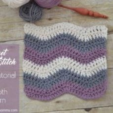 Ripple Stitch Tutorial