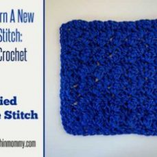 Modified Sedge Stitch