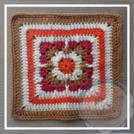 Spikey Granny Square Tutorial by Creative Crochet Workshop