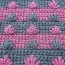 Puffy Spike Stitch Tutorial