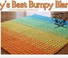 Babys Best Bumpy Blanket