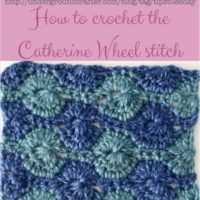 Catherine Wheel Stitch Tutorial