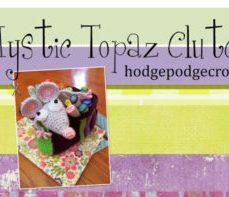 Mystic Topaz Clutch