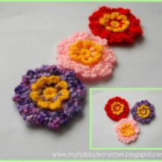 Simple Dainty Flower Tutorial