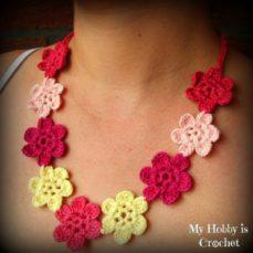 Flower Necklace Hawaiian Dream Tutorial