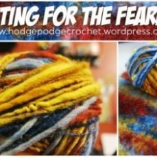 Felting For The Fearful