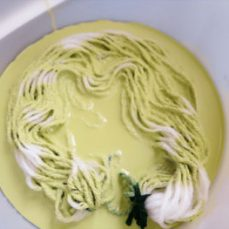 How to Dye Acrylic Yarn