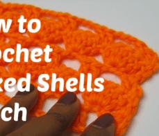 Boxed Shell Stitch