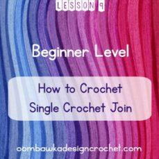 Standing Stitches: Single Crochet
