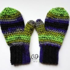 Mommy's New Mitts