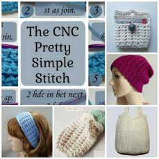CNC Pretty Simple Stitch by Rhelena