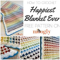 Happiest Blanket Ever Tutorial