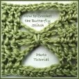 Butterfly Stitch Tutorial by Rhelena