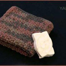 Crochet Tutorial: Washcloth