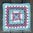 Interlocked Granny Square