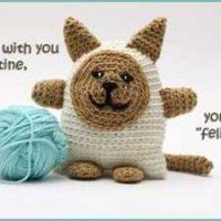 Crochet Amigurumi Cat Tutorial