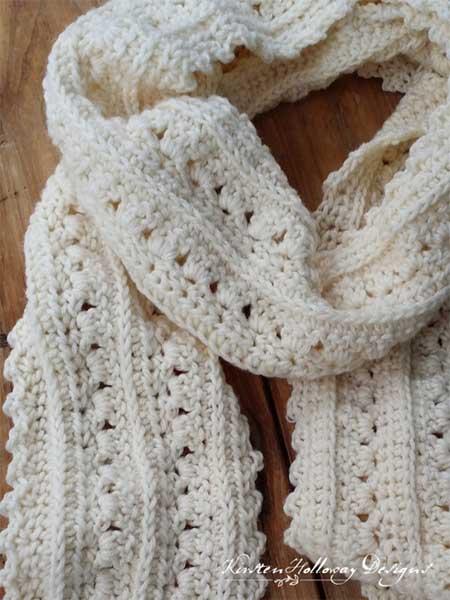Primrose And Proper Super Scarf Tutorial Free Crochet Tutorials
