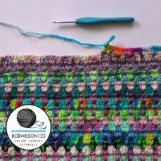 Crochet Scraptastic Granny Tutorial