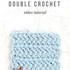 How To Crochet The Herringbone Double Crochet Stitch