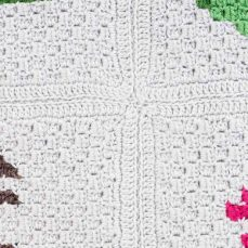 How To Join Corner To Corner Crochet Squares