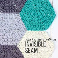 How To Join Hexagons With An Invisible Seam