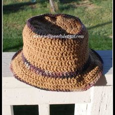 Summer Bucket Hat Video Tutorial and Free Pattern