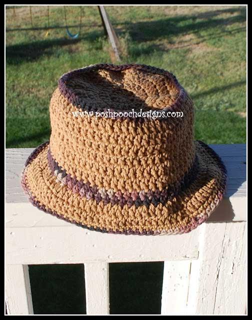 Summer Bucket Hat Video Tutorial And Free Pattern Free Crochet