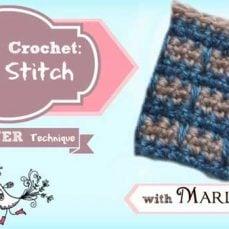 Spike Stitch Tutorial and Free Pattern