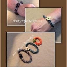 A Bracelet For Ayden Video Tutorial and Free Pattern